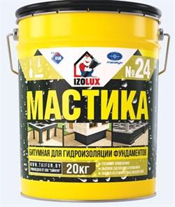 Мастика битумная гидроизоляционная - фото 5203