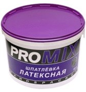 "Шпаклевка ""PROMIX"" латексная 1,5кг"